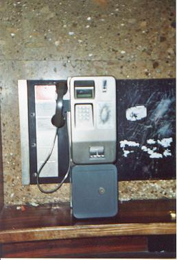 "Older coin phone.  Only takes 3 types of coins.</BR></BR><span class=""date-display-single"" property=""dc:date"" datatype=""xsd:dateTime"" content=""2000-02-29T00:00:00+00:00"">Feb 29, 2000</span>"