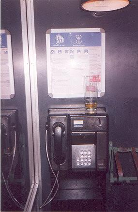 "This is an OLD coin-payphone.  I found this one at an airport, that's about the only place you'll find them these days.</BR>Sent in by: /Adrian</BR><span class=""date-display-single"" property=""dc:date"" datatype=""xsd:dateTime"" content=""1999-05-01T00:00:00+00:00"">May 01, 1999</span>"