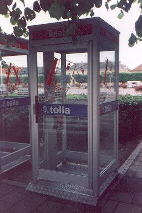 "Telia is the Sweedish phone operator.</BR>Sent in by: /Adrian</BR><span class=""date-display-single"" property=""dc:date"" datatype=""xsd:dateTime"" content=""1999-05-01T00:00:00+00:00"">May 01, 1999</span>"